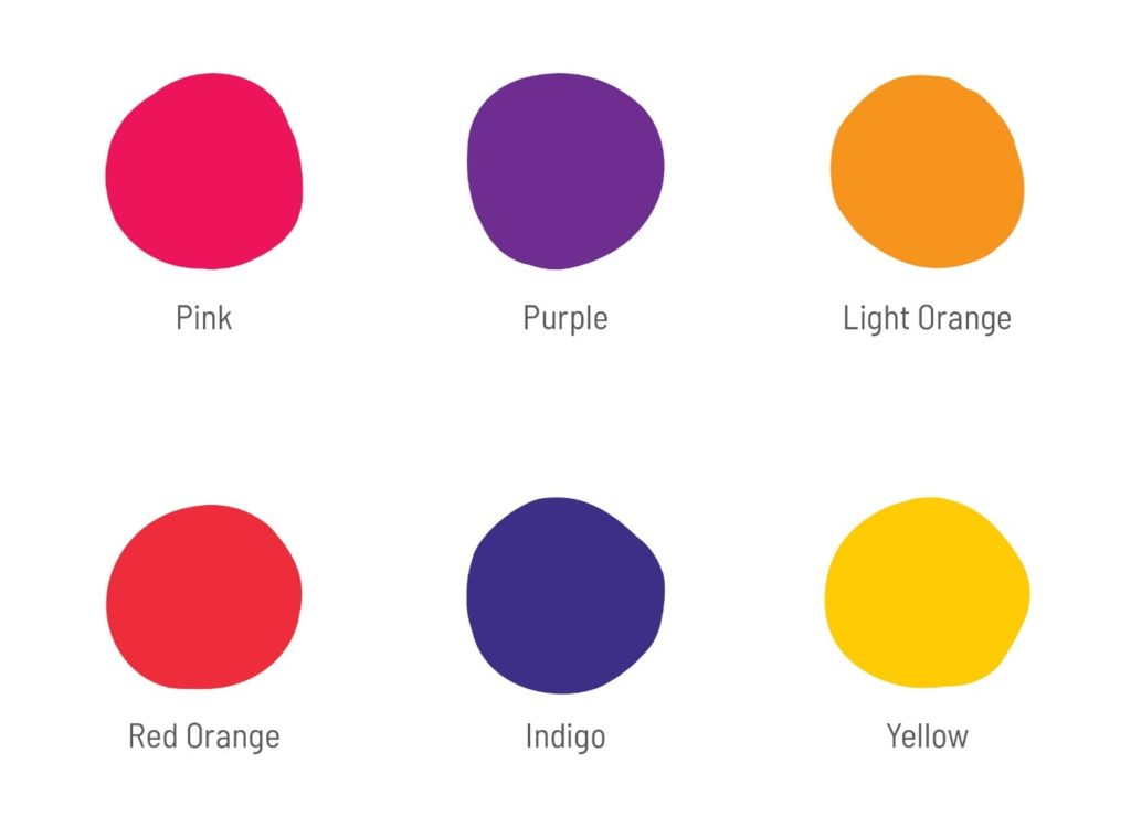 hooplab brand colours